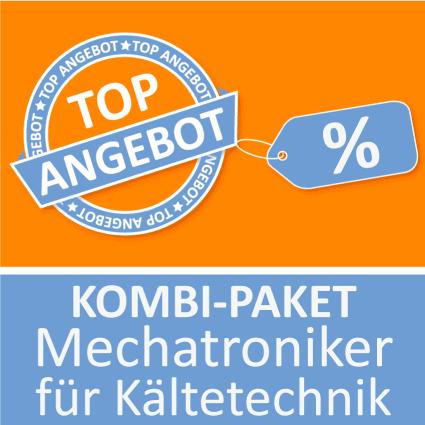 Kombi-Paket Mechatroniker für Kältetechnik - Lernkarten