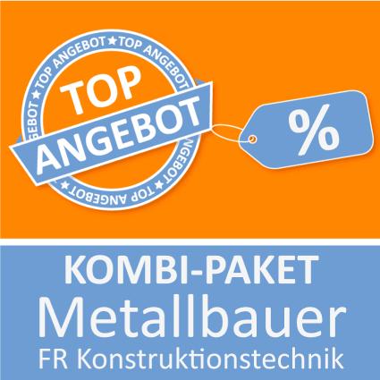 Kombi-Paket Metallbauer FR Konstruktionstechnik - Lernkarten