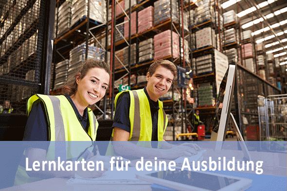 Lernkarten Kaufmann für Spedition und Logistik Dienstleistung für die Prüfungsvorbereitung