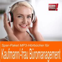 Spar-Paket MP3 Hörbücher Kaufmann für Büromanagement - Downloadprodukt