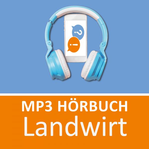 MP3 Hörbuch Landwirt