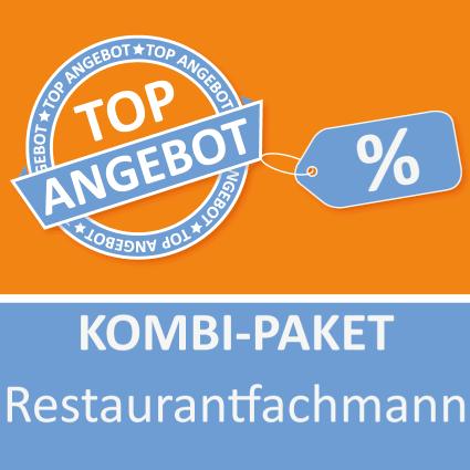 Kombi-Paket Restaurantfachmann - Lernkarten