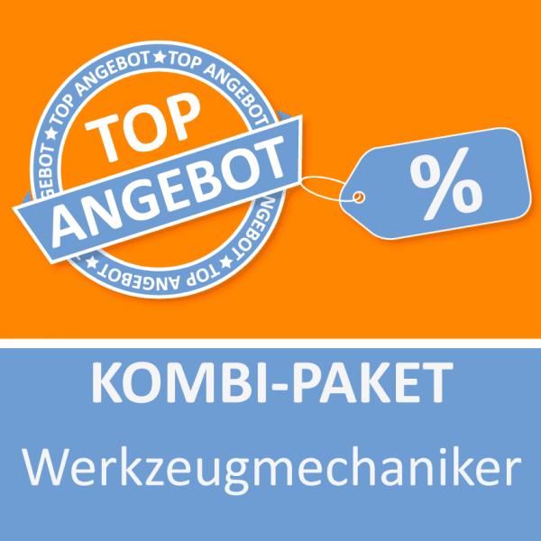 Kombi-Paket Werkzeugmechaniker - Lernkarten