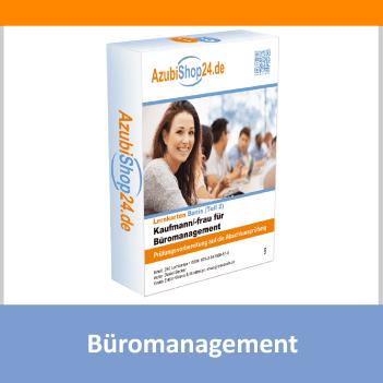 Lernkarten Büromanagement