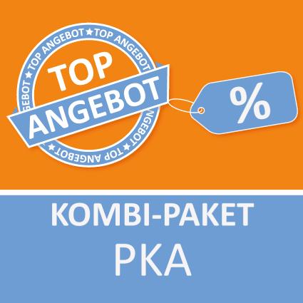 Kombi-Paket Pharmazeutisch-kaufmännische Angestellte PKA - Lernkarten