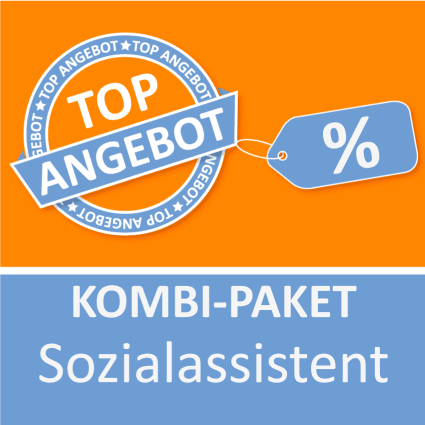 Kombi-Paket Sozialassistent - Lernkarten