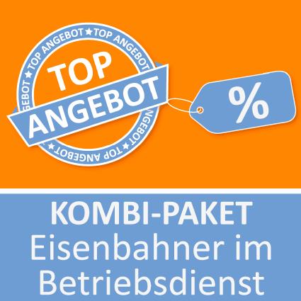 Kombi-Paket Eisenbahner im Betriebsdienst - Lernkarten