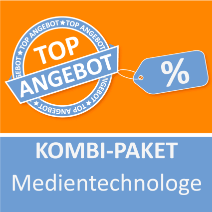 Kombi-Paket Medientechnologe - Lernkarten