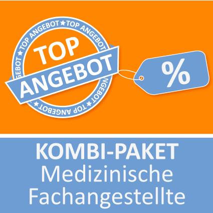 Kombi-Paket Medizinische Fachangestellte - Lernkarten