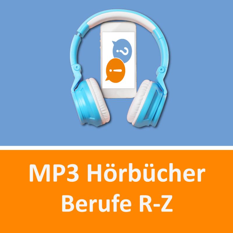 Hörbücher Berufe R-Z