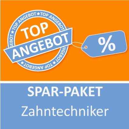 Spar-Paket Zahntechniker - Lernkarten