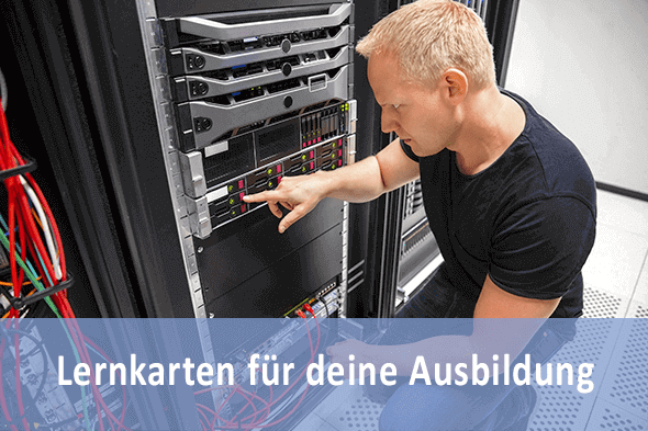 Lernkarten IT-System-Elektroniker
