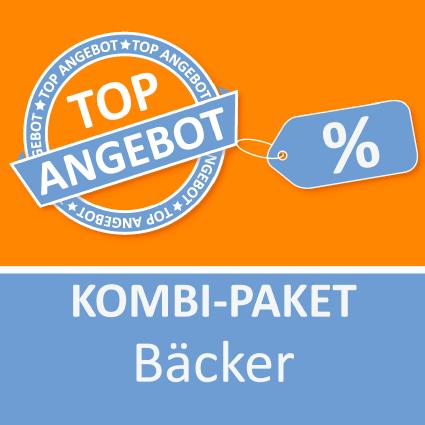 Kombi-Paket Bäcker - Lernkarten