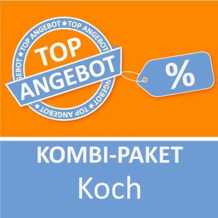Kombi-Paket Koch - Lernkarten