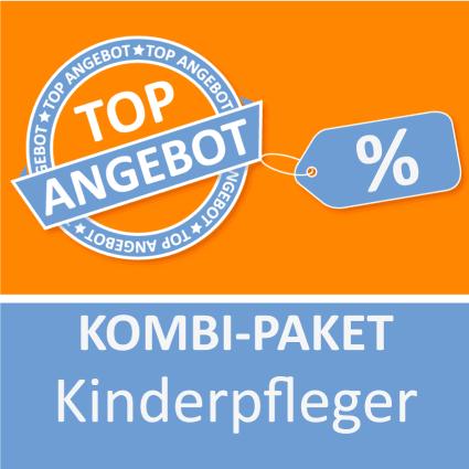 Kombi-Paket Kinderpfleger - Lernkarten