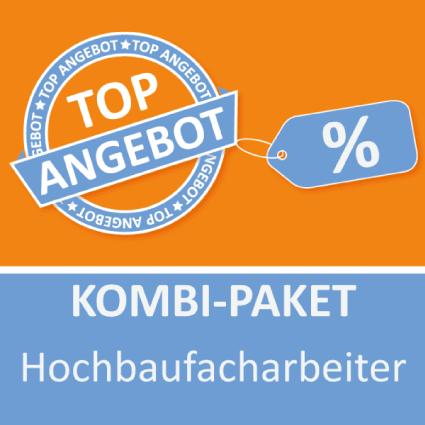Kombi-Paket Hochbaufacharbeiter - Lernkarten