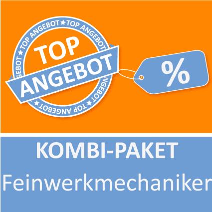 Kombi-Paket Feinwerkmechaniker - Lernkarten
