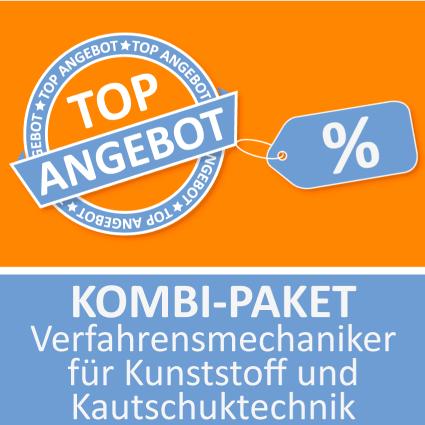 Kombi-Paket Verfahrensmechaniker für Kunststoff- und Kautschuktechnik - Lernkarten