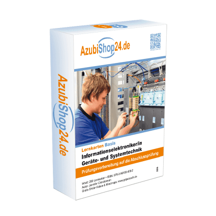 Informationselektroniker Geräte- und Systemtechnik Lernkarten