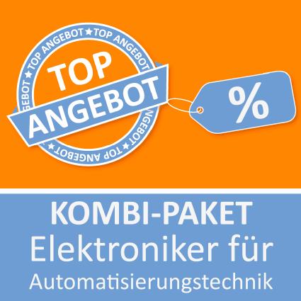 Kombi-Paket Elektroniker für Automatisierungstechnik - Lernkarten