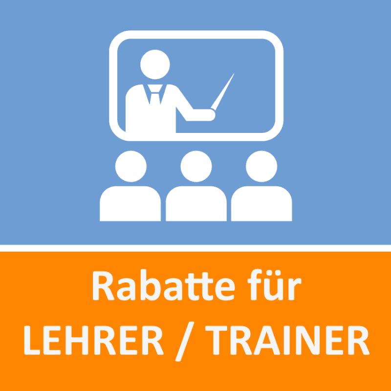 Rabatte für Lehrer