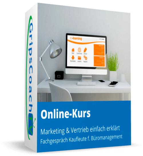 Prüfungsvorbereitung Büromanagement Marketing und Vertrieb