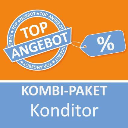 Kombi-Paket Konditor - Lernkarten
