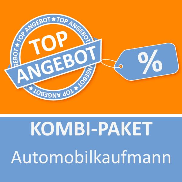 Kombi-Paket Automobilkaufmann - Lernkarten