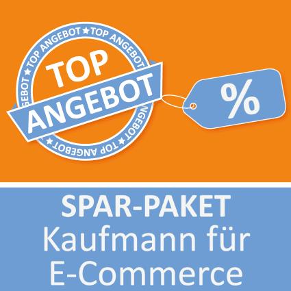 Spar-Paket Kaufmann für E-Commerce - Lernkarten